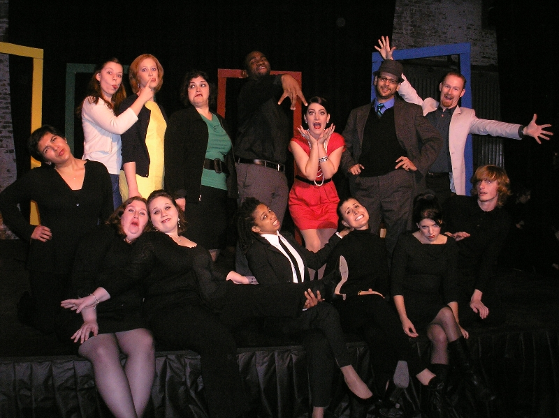 Cast Photo - 2012